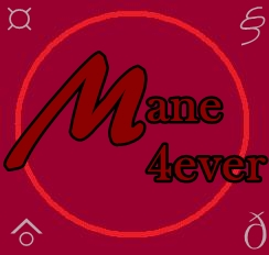 Mane 4ever logo