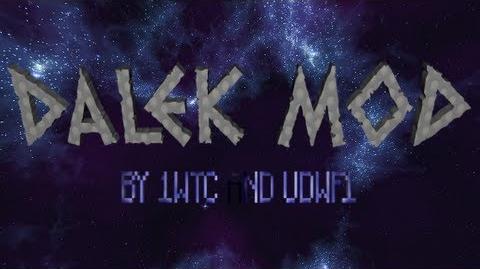 Dalek Mod Update Review 10 - Suicide Dalek Update