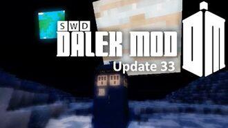 Dalek Mod Update 33 - Death to the Dalek Mod