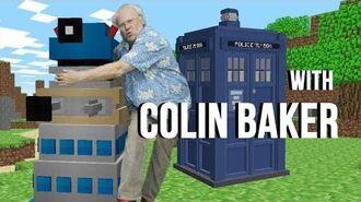 Doctor Who plays Minecraft Dalek Mod