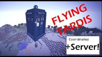 Dalek Mod update 41 - Fly the TARDIS!