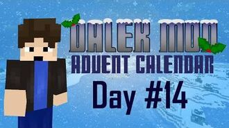 Ian Checkerboard? - Christmas Advent 14 -DalekMod