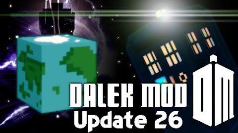 Dalek Mod - Update Review 26