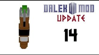 Dalek Mod - Cave Games and Sonic Models! (Update Review 14)