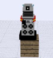 Suicide Dalek