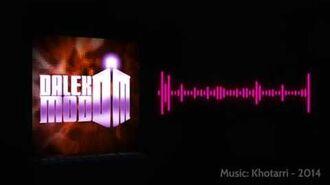 Dalek Mod - 2014 Anniversary Theme + Download