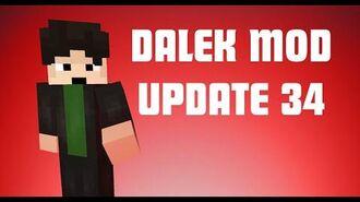 Dalek Mod Update 34 - Deep Breath