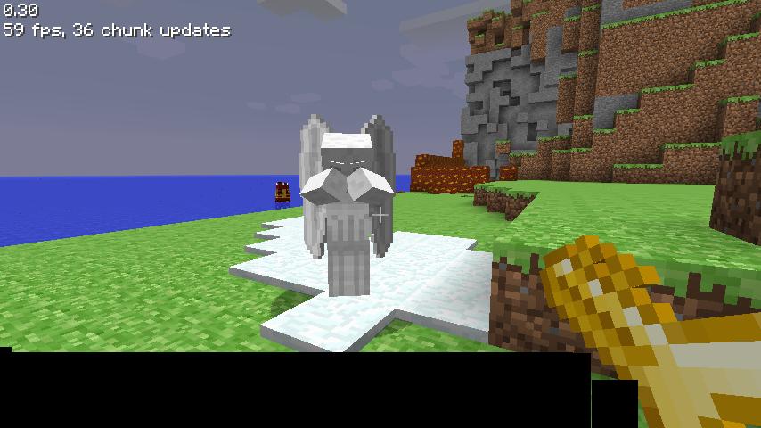 weeping angel minecraft mod