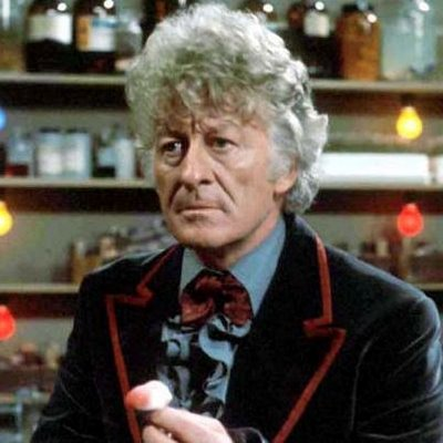 Image result for 3rd doctor