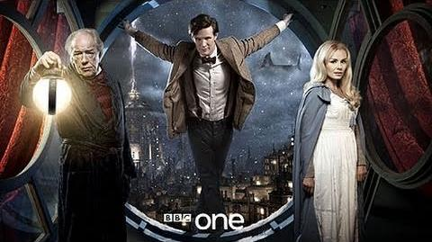 Doctor Who A Christmas Carol - Christmas Special 2010 trailer - BBC One