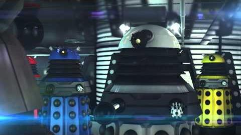Dalek Tales - The Dalek That Time Forgot - Part One