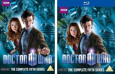 Series 5 boxset artwork dvd bluray september