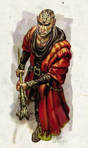 Hazlik The Red Wizard