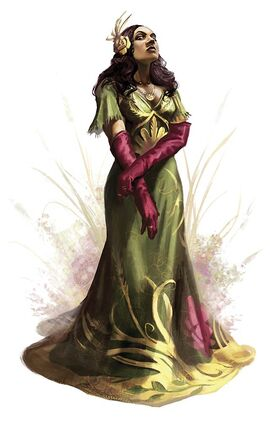 Glamerie Windbough - Shadowdale Hight Harvestmistress of Chauntea in the House of Plenty