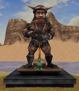 Selen statue