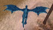 Myriana flying 2
