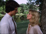 Dallas TOS episode 2x3 - Bobby and Jenna