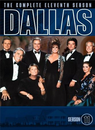 Dallas 1978 Season 11 Dvd Cover