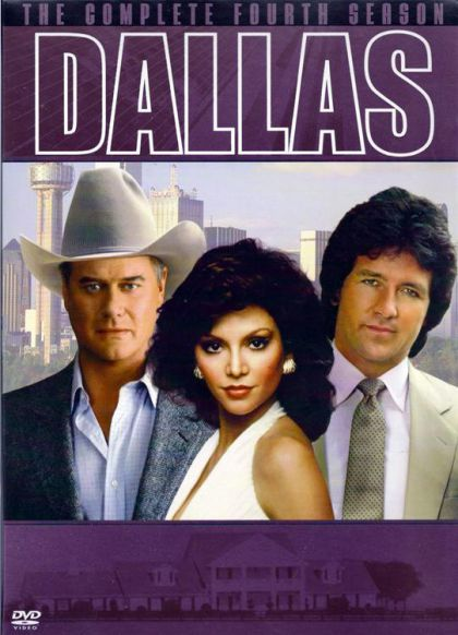 Dallas 1978 Season 4 Dvd Cover