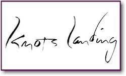 Knots Landing opening logo