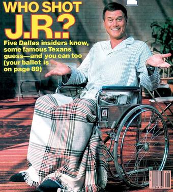 Who shot J.R.   Dallas   Fandom