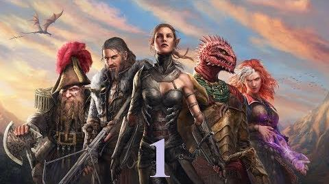 Let's Stream Divinity Original Sin 2 - Part 1