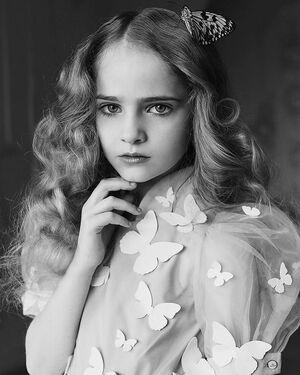 Ekaterina Rosenberg, Little Goddess