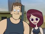 Robot Chris and Robot Elise