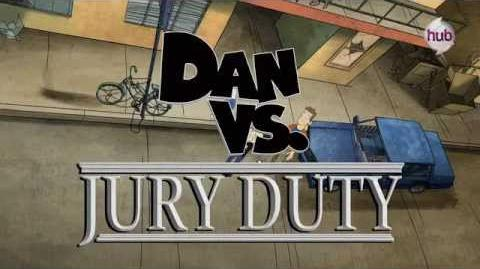 Dan Vs. Jury Duty (Clip) - Hub Network