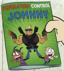 Population control johnny