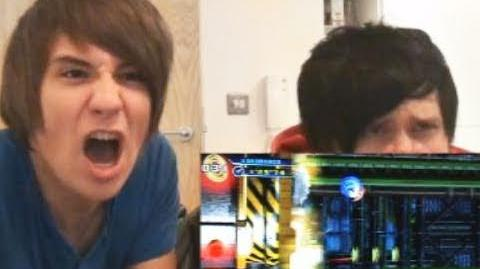 Dan and Phil play Sonic 4