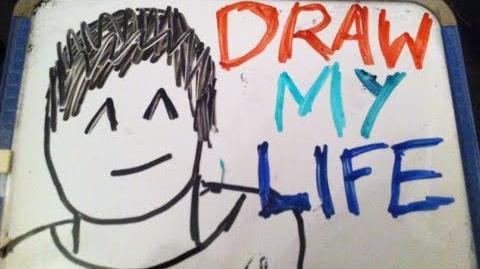 Draw My Life AmazingPhil