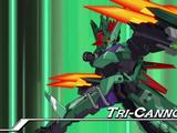 Tri-Cannon