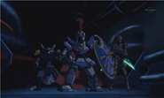 Achilles,Hunter & Kunoichi