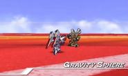 Gravity Sphere Wars 4