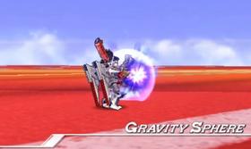 Gravity Sphere Wars 5