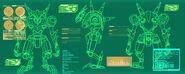 Hunter blueprints