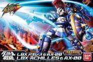 Achilles/Bandai Models