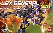 General/Bandai Models