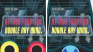 Double Ray Wing DanSen W 58 HQ 1