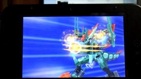 ダンボール戦機ウォーズ 必殺ファンクション・トライキャノン-3