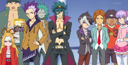 LBX- The True Squad