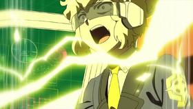 Hikaru being attacked Wars 23 HQ