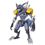 Kazu-LBX-Hunter