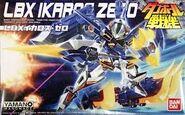 Ikaros Zero/Bandai Models