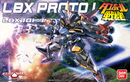 Proto I/Bandai Models