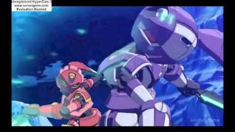 Danball Senki Attack Function Tsumuji Kaze