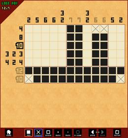 LogiBox Screenshot
