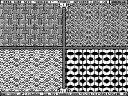 100bit Patterns