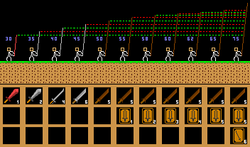 Sword Length (30-35-40)